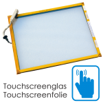 Touchscreen Glas / Folie