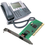 IP-Phones, ISDN, TK-Systeme