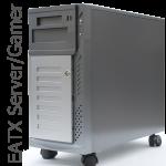 Server- Gamergehäuse ATX EATX