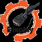 VGA, DVI, HDMI etc Displaykabel