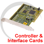 Vintage Controller & Interface cards